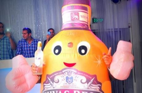 בובות ענק לרחבה במגוון צורות לכל אירוע